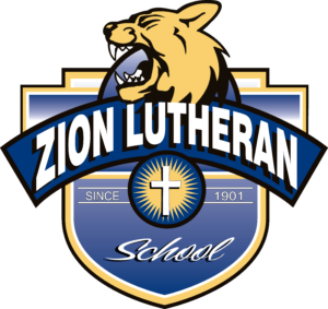 Zion Lutheran School, Care, Excellence, Opportunities.